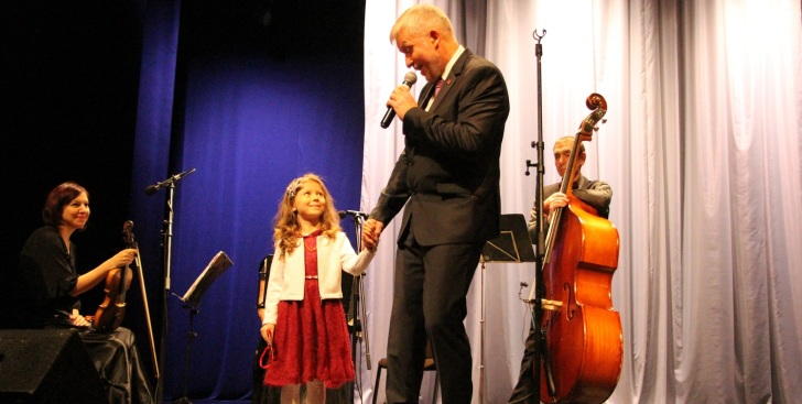 Moments from Mayor Charity Evening-concert