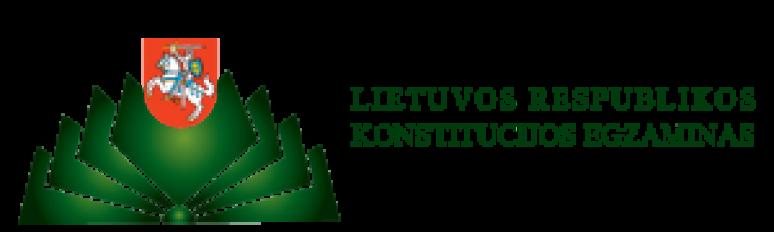 Konstitucijos egzaminas | PASVALIO RAJONO SAVIVALDYBĖ